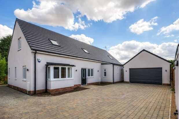 Thumbnail Detached house to rent in Station Road, Woburn Sands, Milton Keynes