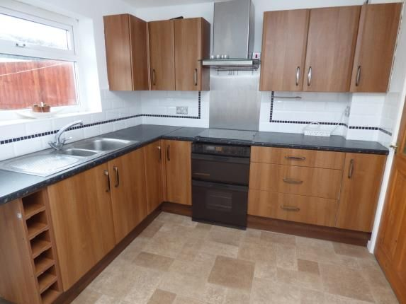 Thumbnail Terraced house for sale in Tyn Y Cwrt Estate, Brynsiencyn, Anglesey, Sir Ynys Mon