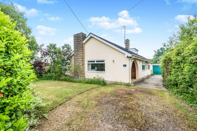 Thumbnail Detached bungalow for sale in Middle Lane, Cherhill, Calne