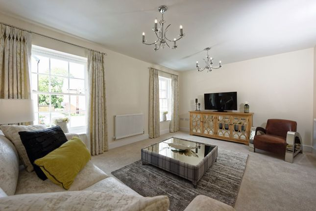 Thumbnail Flat for sale in Graylingwell Park, Connolly Way, Chichester, West Sussex