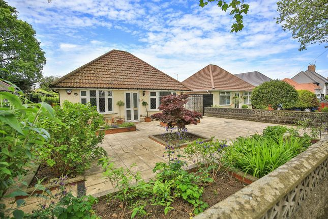 Thumbnail Detached bungalow for sale in Heathwood Road, Heath, Cardiff