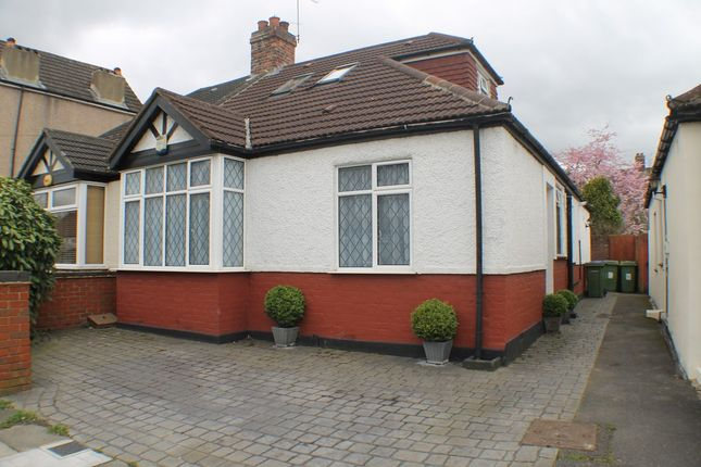 Thumbnail Semi-detached bungalow to rent in Merchland Road, London