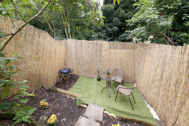 Garden of Seymour Villas, London SE20