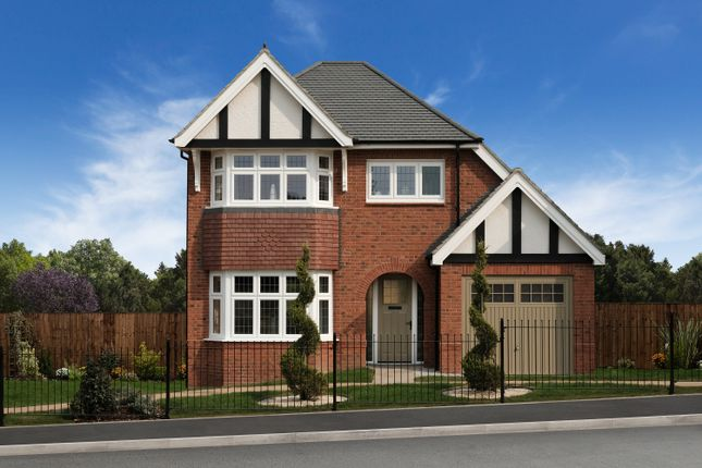 Thumbnail Detached house for sale in Lightfoot Lane, Preston