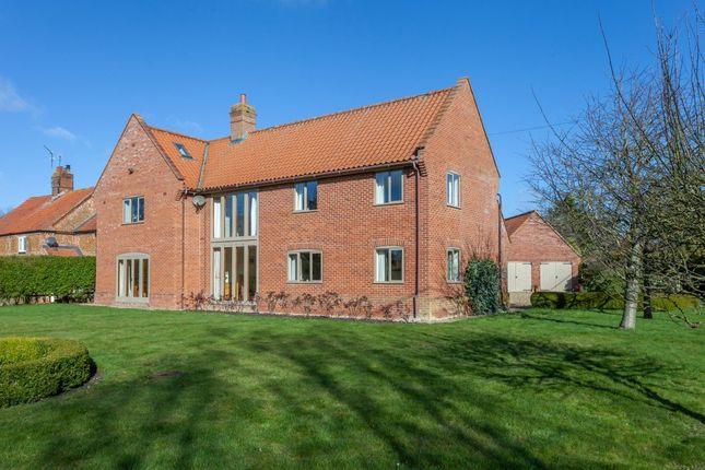 Thumbnail Detached house for sale in Dodma Road, Weasenham, King's Lynn