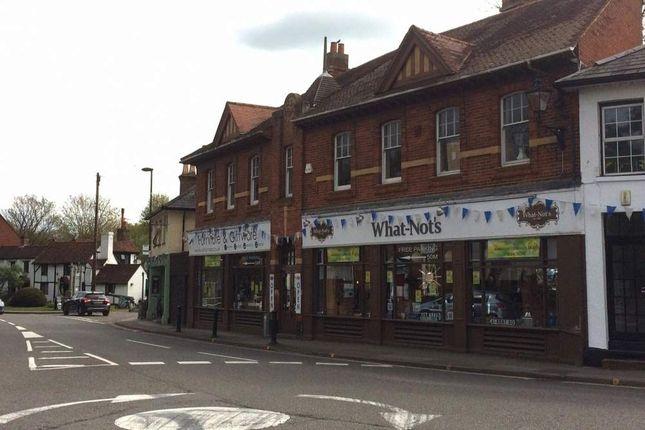 Thumbnail Retail premises to let in High Street 80-82, Chobham, Surrey