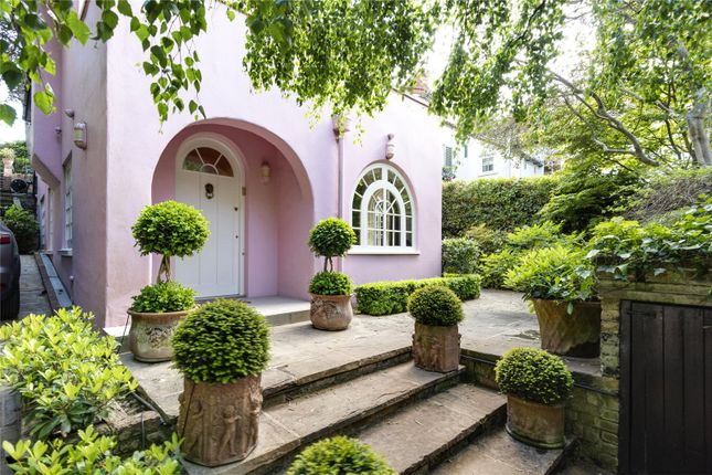 Thumbnail Semi-detached house for sale in Frognal Rise, Hampstead, London