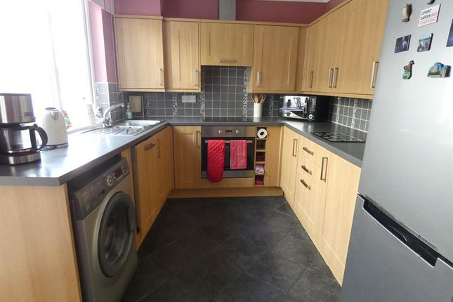 Thumbnail Terraced house for sale in Ludgate Terrace, Station Road, Wigton