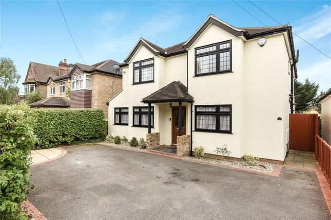 Thumbnail Detached house for sale in Oak Avenue, Ickenham, Uxbridge, Middlesex