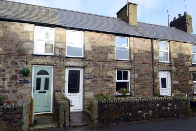 Madryn Terrace, Llanbedrog, Pen Llyn, Llyn Peninsula, North West Wales LL53