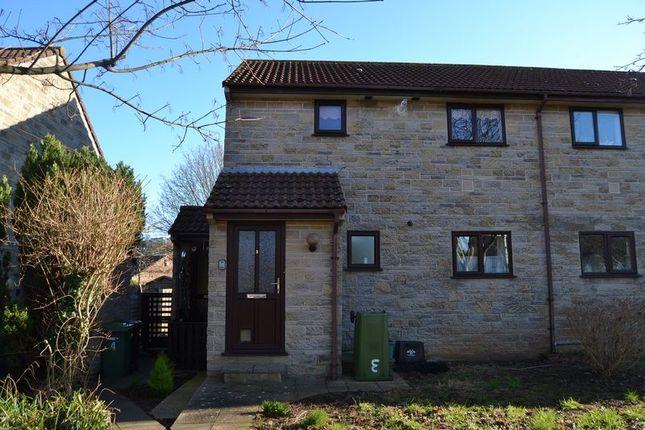 Thumbnail Flat to rent in Manor Close, Glastonbury