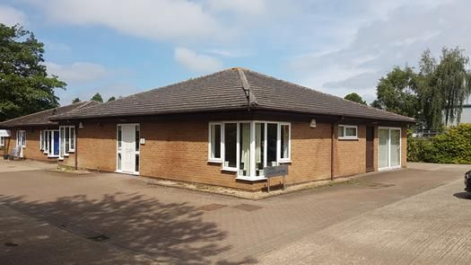 Thumbnail Office for sale in Ferro Fields, Brixworth, Northants