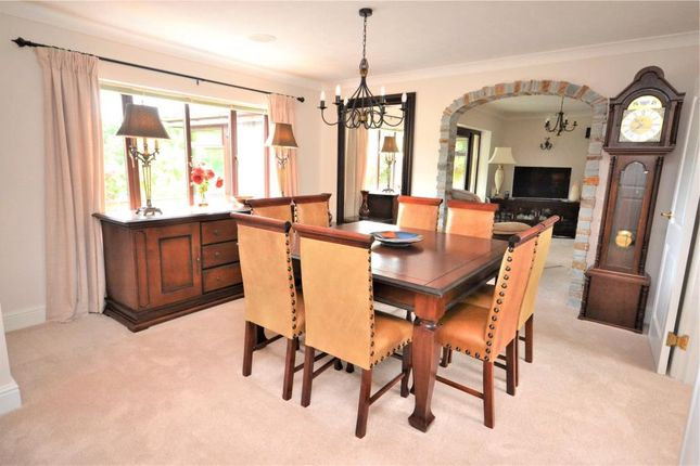 Dining Room of Lake View, St. Mellion, Saltash, Cornwall PL12