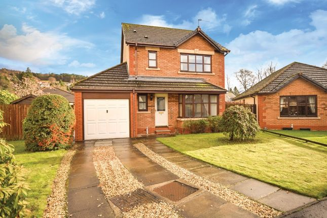 Thumbnail Detached house for sale in Turretbank Place, Crieff, Perthshire