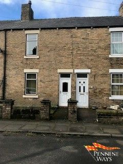 Thumbnail Terraced house for sale in Lorne Street, Haltwhistle, Northumberland