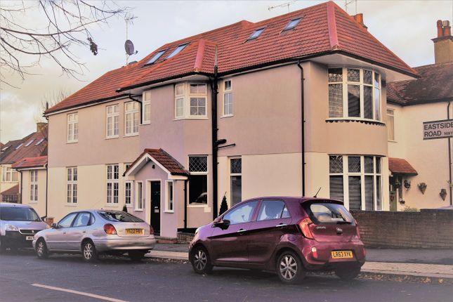 Thumbnail Triplex to rent in Ashbourne Avenue, Golders Green, London