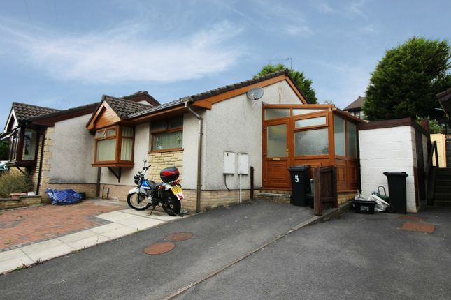 Thumbnail Semi-detached bungalow for sale in Bay View Close, Neath, West Glamorgan