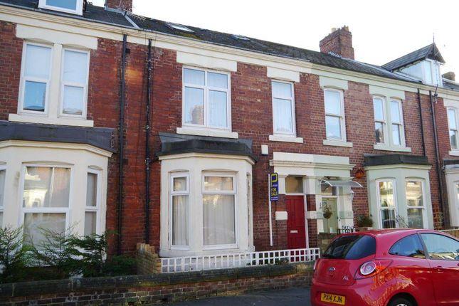 Thumbnail Terraced house for sale in Cheltenham Terrace, Heaton, Newcastle Upon Tyne