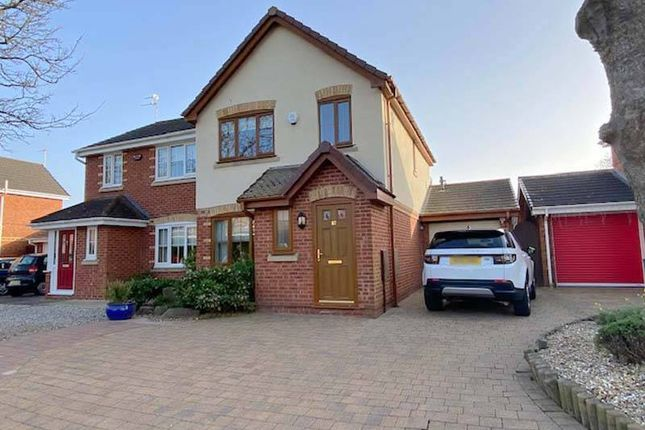 Thumbnail Semi-detached house for sale in Oxford Road, Ansdell, Lytham St. Annes