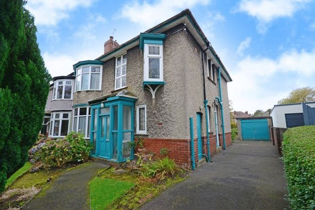 Thumbnail Semi-detached house for sale in Bents Road, Ecclesall, Sheffield