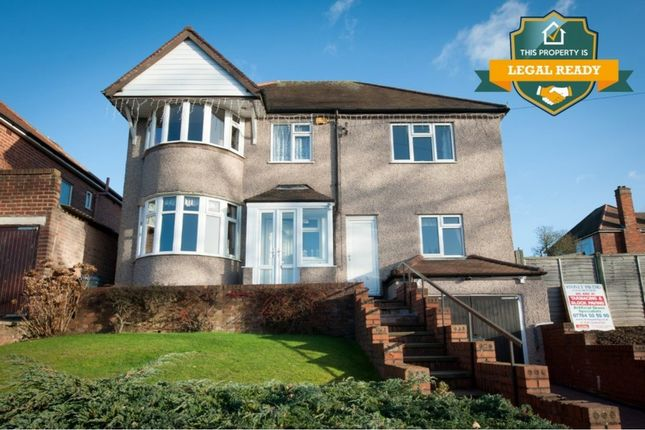 Thumbnail Detached house for sale in Plants Brook Road, Walmley, Sutton Coldfield