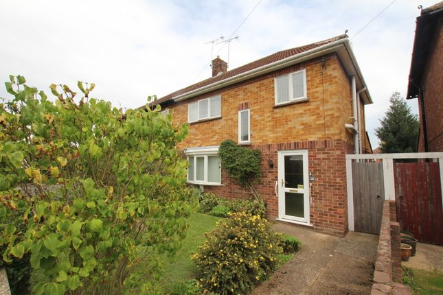 Thumbnail Semi-detached house for sale in Cape Close, Colchester, Essex