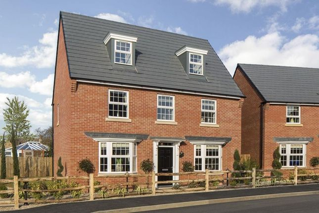 "Thumbnail Detached house for sale in ""Emerson"" at Braishfield Road, Braishfield, Romsey"