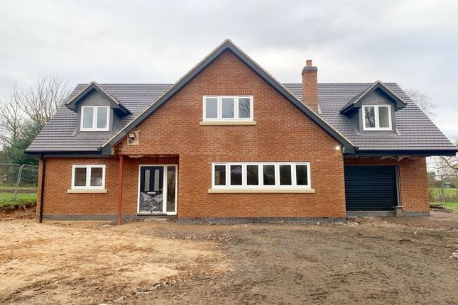 Thumbnail Detached house for sale in Shrewsbury Street, Prees, Whitchurch
