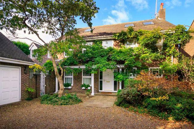 Thumbnail Detached house for sale in Garthside, Church Road, Near Ham Gate
