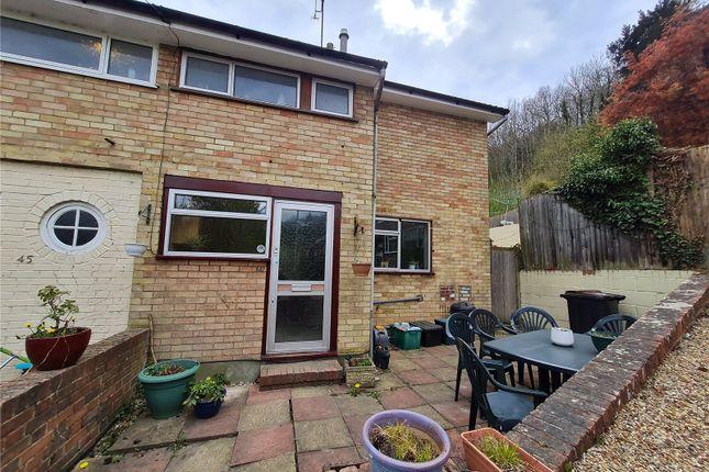 3 bed semi-detached house for sale in Hillingdale, Biggin Hill, Westerham, Kent TN16