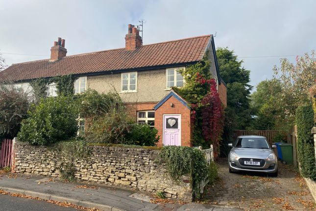 Thumbnail Semi-detached house for sale in Church Street, North Cave, Brough