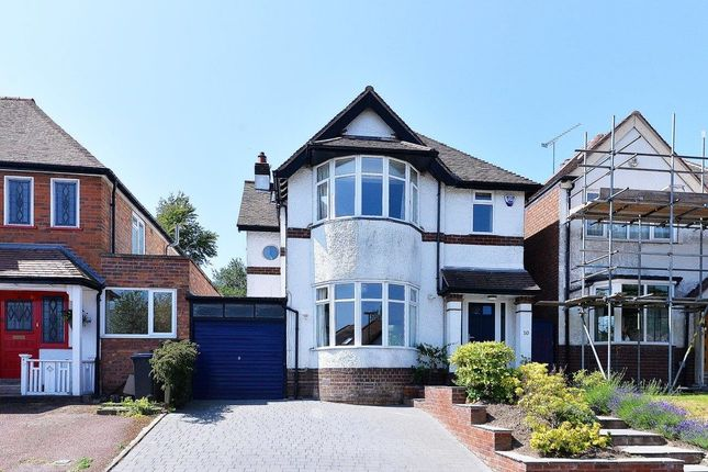 Thumbnail Detached house for sale in Pereira Road, Harborne, Birmingham