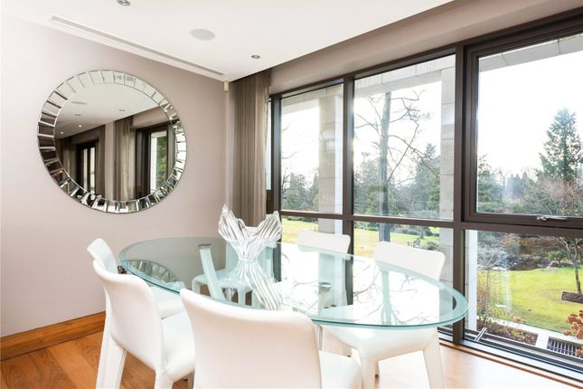 Dinign Area of Charters Garden House, Charters Road, Sunninghill, Berkshire SL5