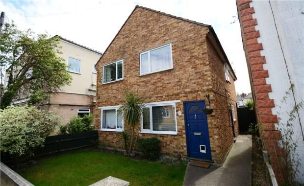 Thumbnail Flat for sale in Wimpole Road, Yiewsley, West Drayton