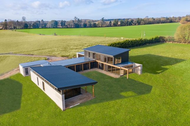 Thumbnail Detached house for sale in East Tytherley, Salisbury
