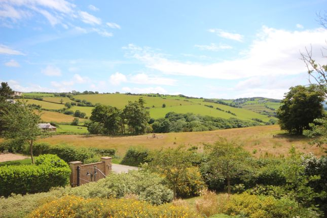 Detached house for sale in Hafodty Lane, Upper Colwyn Bay