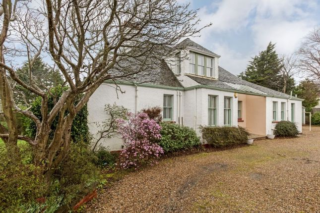 Thumbnail Detached house for sale in 10 Frogston Road West, Edinburgh