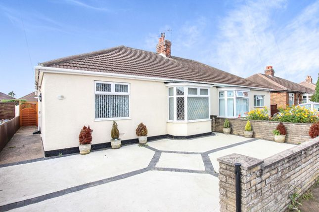 2 bed semi-detached bungalow for sale in Croxby Avenue, Scartho Grimsby DN33