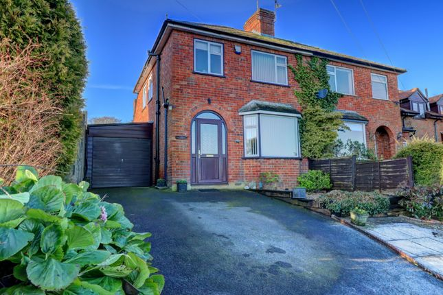 Thumbnail Semi-detached house for sale in St. Francis Road, Studley Green, High Wycombe, Buckinghamshire