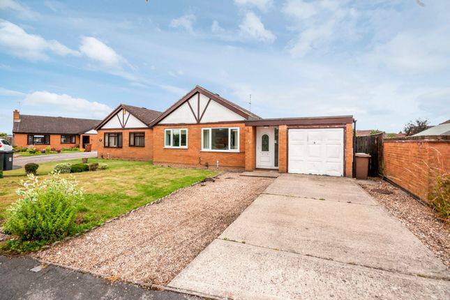 3 bed detached bungalow to rent in Windsor Park Close, North Hykeham, Lincoln LN6