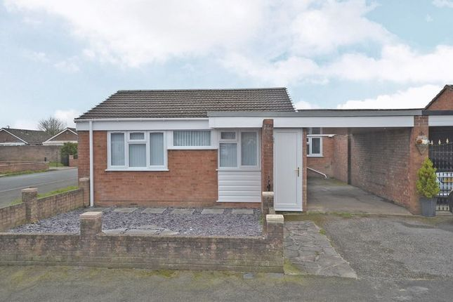 Thumbnail Semi-detached bungalow for sale in Stunning Bungalow, Broadcommon Close, Newport