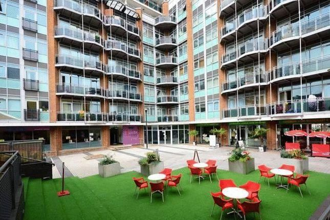 Thumbnail Flat to rent in Gerry Raffles Square, Stratford, London