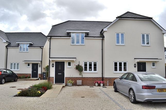 Thumbnail Semi Detached House For Sale In Windmill Place Takeley Bishops Stortford