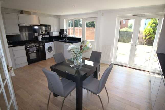Thumbnail End terrace house for sale in Gordian Walk, Highwoods, Colchester