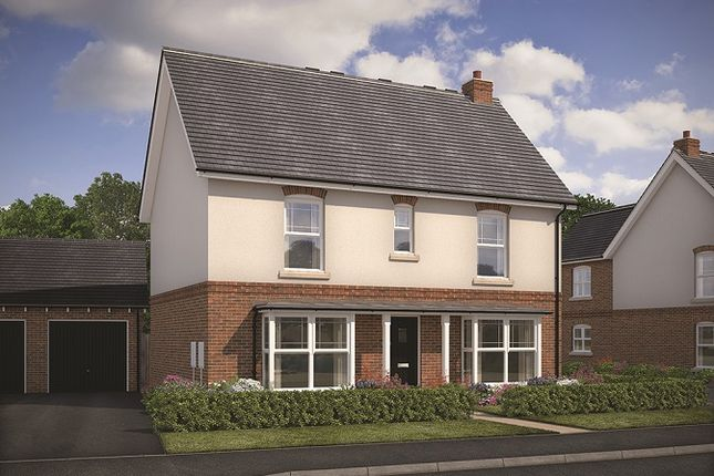 "Thumbnail Detached house for sale in ""The Halford Fields"" at Park Road, Hagley, Stourbridge"