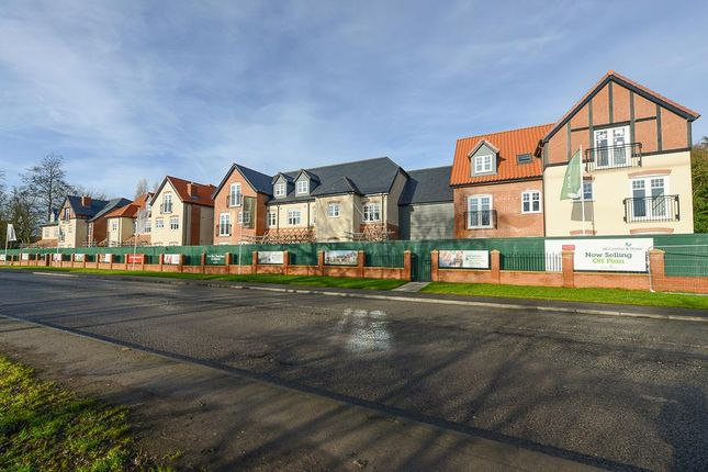 Thumbnail Flat for sale in Wisteria Place, Bulcote, Nottingham