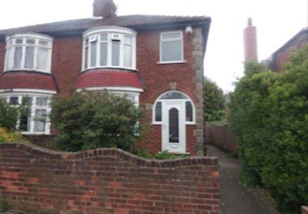 Thumbnail Semi-detached house to rent in Mount Pleasant, Norton, Stockton On Tees