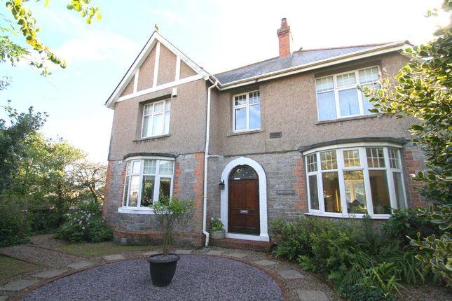 Thumbnail Detached house for sale in Elburton Road, Elburton, Plymouth