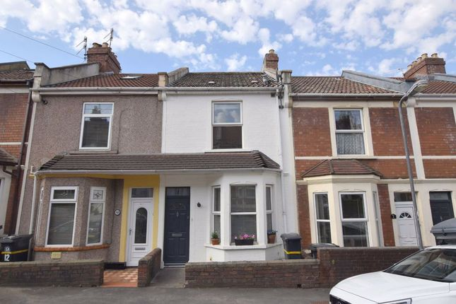 Thumbnail 2 bed terraced house for sale in West View Road, Bedminster, Bristol