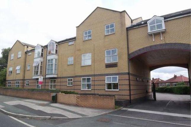 Flat to rent in Grange Park Mews, Oakwood, Leeds
